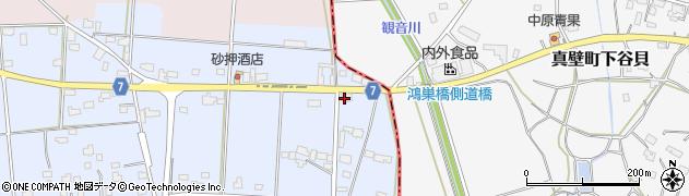 有限会社明野測量設計周辺の地図
