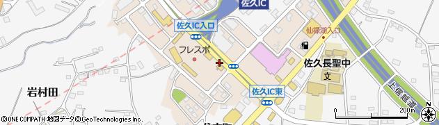 長野県佐久市岩村田北周辺の地図