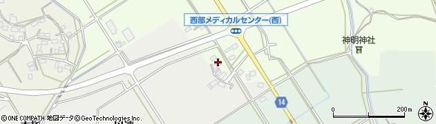 株式会社サンセイ周辺の地図
