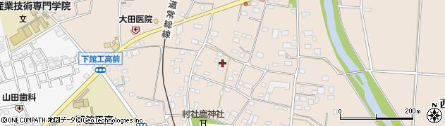 中村建築周辺の地図