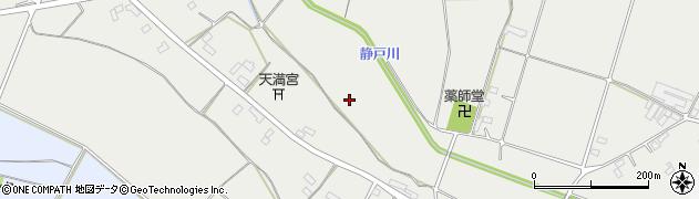 栃木県栃木市藤岡町富吉周辺の地図