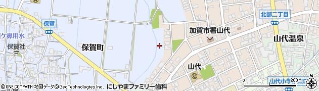 石川県加賀市保賀町(リ)周辺の地図