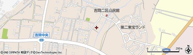 里学習塾周辺の地図