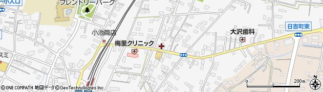 株式会社泉屋建設周辺の地図