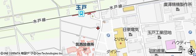 有限会社トヨシキ周辺の地図
