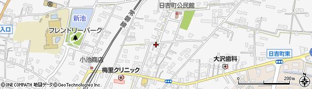 片山機械店周辺の地図