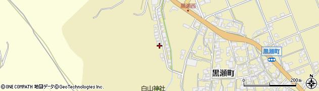 石川県加賀市黒瀬町(タ)周辺の地図