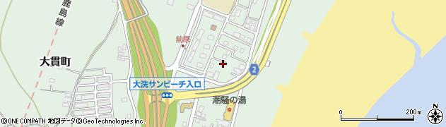 イエローサンズ周辺の地図