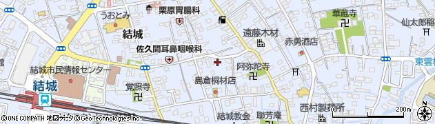 モリ美容室周辺の地図