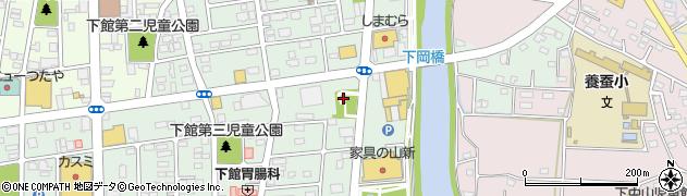 羽黒神社周辺の地図