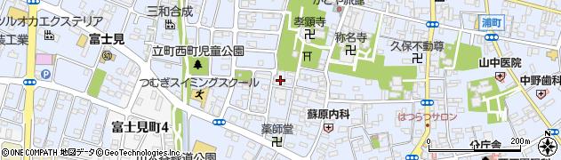 株式会社中澤本店周辺の地図