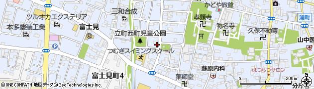 有限会社ハタ機工周辺の地図