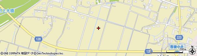 栃木県佐野市村上町周辺の地図