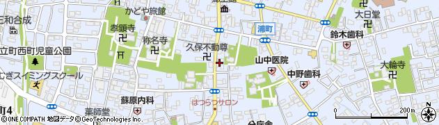 タニタリフォーム周辺の地図