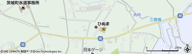 茨城環境理化学有限会社周辺の地図