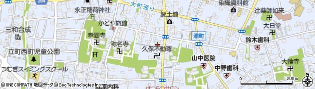 有限会社やまなか毛糸店周辺の地図