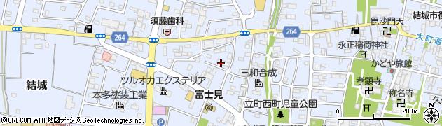 富士見ハイツ周辺の地図