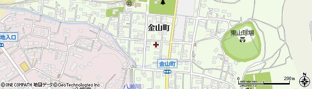 富士重工業寮周辺の地図