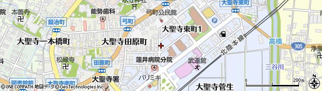 フェアレディ周辺の地図