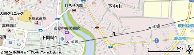 ひまわり家政婦紹介所周辺の地図