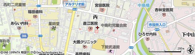 有限会社広瀬製粉周辺の地図