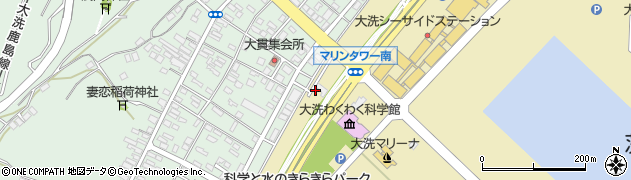 たちばな釣具店周辺の地図