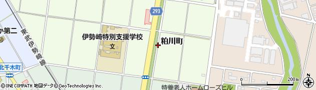 香林羽黒線周辺の地図