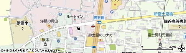 天照閣周辺の地図