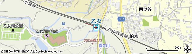 長野県小諸市周辺の地図