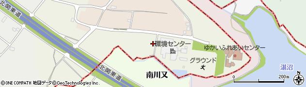 茨城県笠間市長兎路仁古田入会地周辺の地図