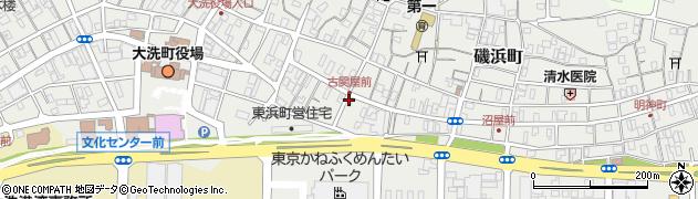 クイーン美容室周辺の地図