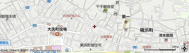 出海屋周辺の地図