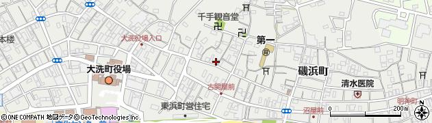 才田米穀店周辺の地図