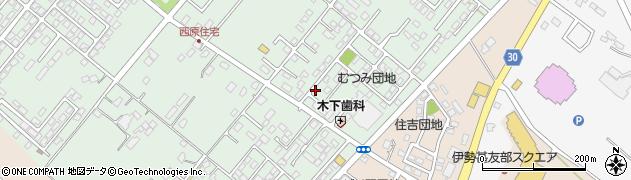 岡山板金工業周辺の地図