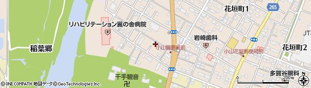 日本たばこアパート周辺の地図