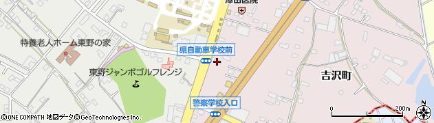 株式会社快適住空館周辺の地図