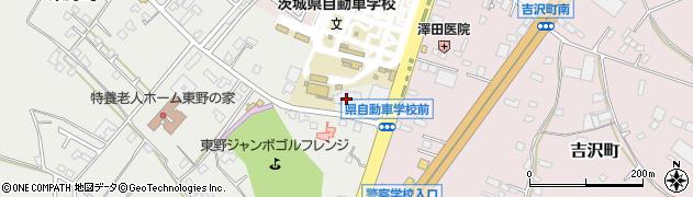 茨城県交通安全母の会連合会周辺の地図