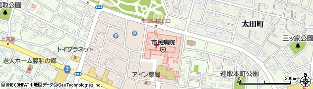 市民 病院 伊勢崎