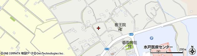 茨城県茨城町(東茨城郡)近藤周辺の地図