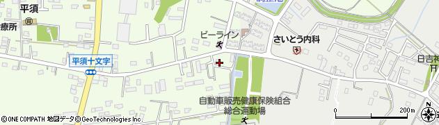有限会社成樹園周辺の地図
