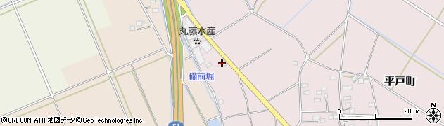 ケーズガレージ周辺の地図
