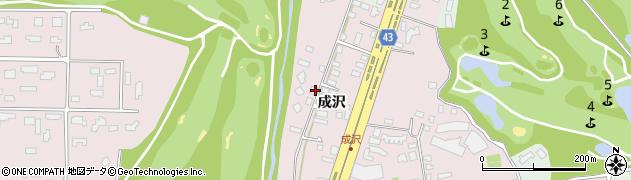 ハイジのおうち周辺の地図