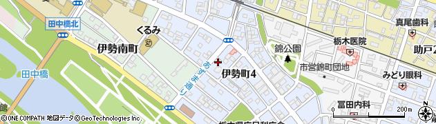飯成神社周辺の地図
