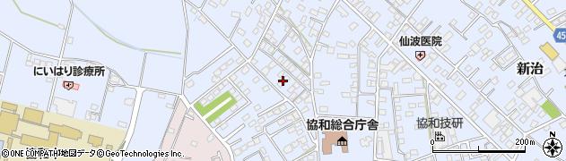 日の出屋周辺の地図