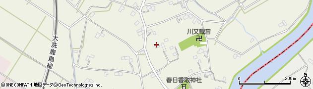市毛石材店周辺の地図