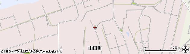 石川県加賀市山田町(ハ)周辺の地図