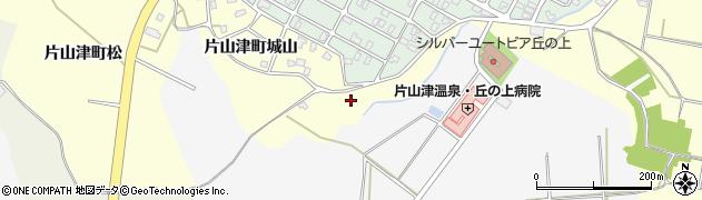 石川県加賀市片山津町(キ)周辺の地図