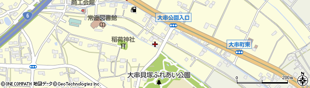 磯田産業株式会社 水戸工場周辺の地図