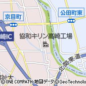 協和発酵キリン株式会社 高崎工場