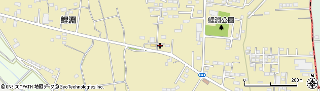 友部接骨院周辺の地図